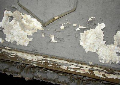 lead paint damage